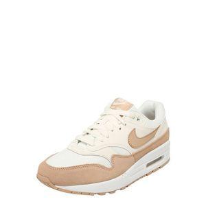 Nike Sportswear Nízke tenisky 'WMNS AIR MAX 1' béžová / šedobiela vyobraziť