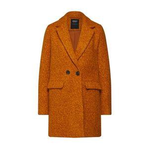 ONLY Prechodný kabát 'ALLY' oranžová vyobraziť