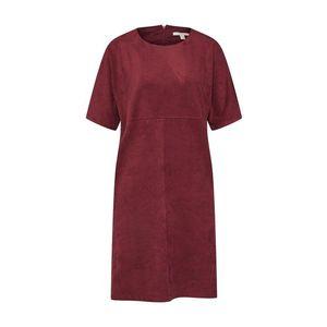 ESPRIT Šaty bordová vyobraziť