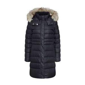 Calvin Klein Zimný kabát čierna vyobraziť