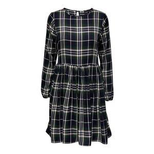 ONLY Šaty 'NADIA' zelená / čierna / biela vyobraziť