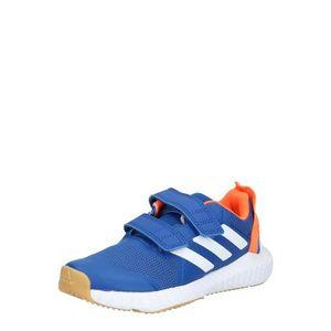 ADIDAS PERFORMANCE Športová obuv 'FortaGym CF K' modré / oranžová vyobraziť