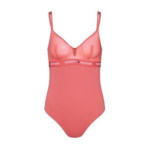 Tommy Hilfiger Underwear Body 'BODY' červené vyobraziť