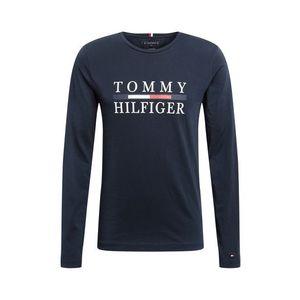 TOMMY HILFIGER Tričko 'TOMMY HILFIGER LONG SLEEVE TEE' tmavomodrá vyobraziť