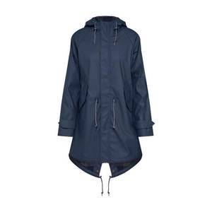 Derbe Prechodný kabát 'Travel Friese Check Girls' námornícka modrá vyobraziť