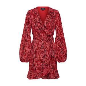 Bardot Kokteilové šaty 'Nora' červené vyobraziť