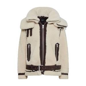 Tigha Zimná bunda 'Arcelia' béžová / hnedé vyobraziť
