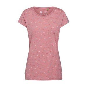 Ragwear Tričko 'MINT B ORGANIC' ružová vyobraziť