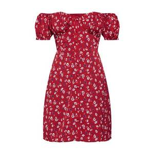 Fashion Union Šaty 'CASSIE' červené vyobraziť