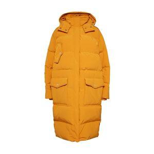 SECOND FEMALE Zimný kabát 'Spin Coat' žlté vyobraziť
