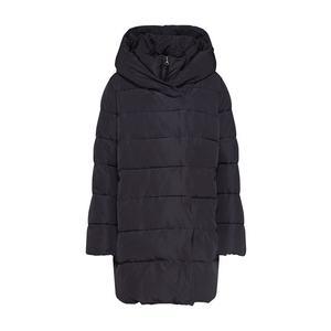 Herrlicher Zimný kabát čierna vyobraziť