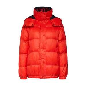 Superdry Zimná bunda 'ASTRID' červené vyobraziť