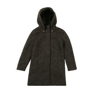 KIDS ONLY Kabát tmavozelená vyobraziť