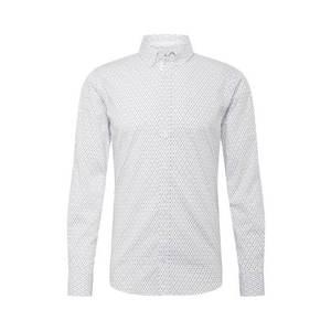 BOSS Biznis košeľa 'Mabsoot 10218772 01' biela vyobraziť