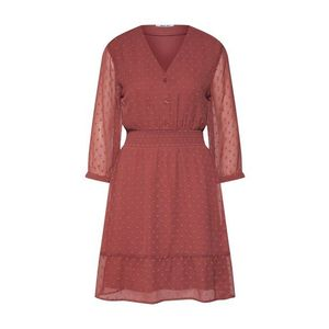 ABOUT YOU Letné šaty hrdzavo červená vyobraziť