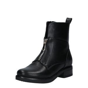 ABOUT YOU Členkové čižmy 'Hailey Shoe' čierna vyobraziť