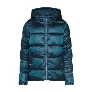 ONLY Zimná bunda 'NAIOMI' petrolejová vyobraziť