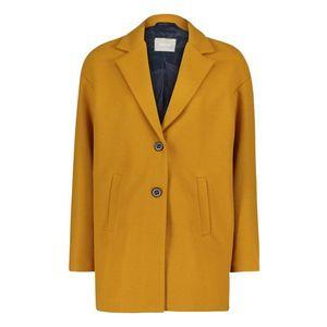 Amber & June Prechodný kabát zlatá žltá vyobraziť