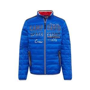 CAMP DAVID Prechodná bunda modré vyobraziť