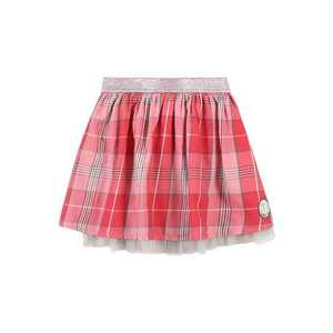 Sanetta Kidswear Sukňa sivá / ružová vyobraziť