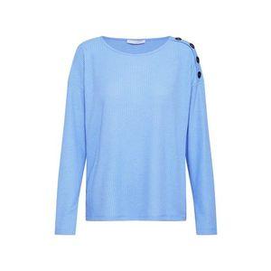 TOM TAILOR DENIM Tričko modré / zmiešané farby vyobraziť
