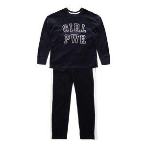 SANETTA Pyžamo námornícka modrá vyobraziť