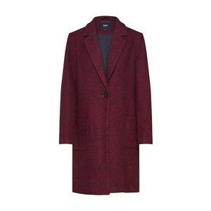 ONLY Prechodný kabát 'ASTRID MARIE' vínovo červená vyobraziť