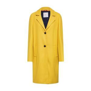 S.Oliver Zimný kabát žlté vyobraziť