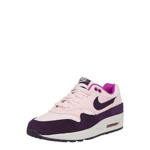 Nike Sportswear Nízke tenisky 'WMNS AIR MAX 1' fialová / ružová vyobraziť