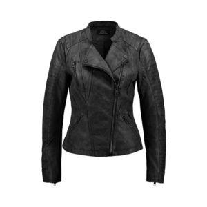 ONLY Prechodná bunda 'Ava' čierna vyobraziť