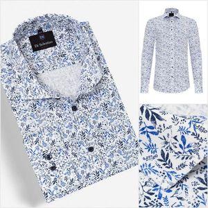 Moderná pánska košeľa v klasickom strihu BorneoCLASSIC vyobraziť