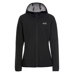 JACK WOLFSKIN Outdoorová bunda 'NORTHERN POINT' čierna vyobraziť