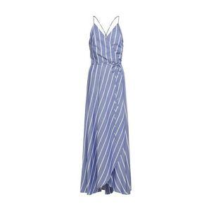 Bardot Letné šaty modré / biela vyobraziť