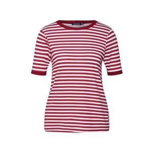 Boohoo Tričko červené vyobraziť