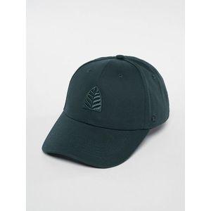 Just Rhyse / Snapback Cap Tiquina in green - One Size vyobraziť