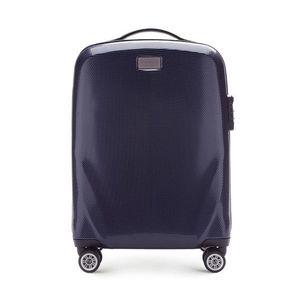 Cestovné kufre. vyobraziť
