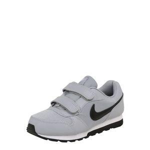 Nike Sportswear Tenisky 'MD Runner 2' sivá / čierna vyobraziť