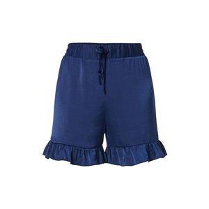 NA-KD Nohavice námornícka modrá vyobraziť