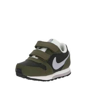 Nike Sportswear Tenisky 'MD Runner 2 (TD)' sivá / olivová / čierna vyobraziť
