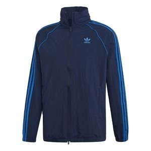 ADIDAS ORIGINALS Prechodná bunda 'SST' modré / námornícka modrá vyobraziť