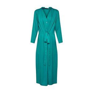 ARMEDANGELS Košeľové šaty 'ETNAA' zelená vyobraziť