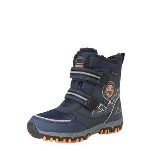 KAPPA Snehule 'RESCUE TEX' námornícka modrá / oranžová vyobraziť