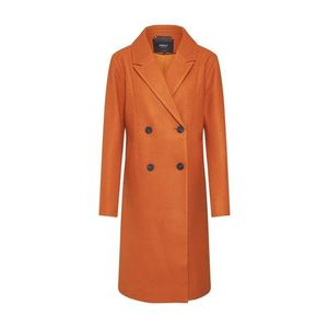 ONLY Prechodný kabát oranžová vyobraziť
