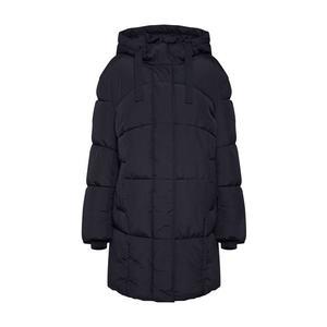 JUST FEMALE Zimná bunda 'Marte puffy jacket' čierna vyobraziť