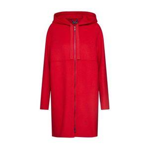 UNITED COLORS OF BENETTON Prechodný kabát červené vyobraziť