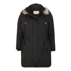 ONLY Carmakoma Zimný kabát 'carIRENA PARKA COAT 19' čierna vyobraziť