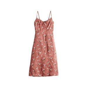 HOLLISTER Letné šaty ružová vyobraziť