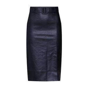 Fashion Union Sukňa 'CARTER' čierna vyobraziť