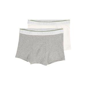 Calvin Klein Nohavičky Calvin klein underwear sivá melírovaná S vyobraziť