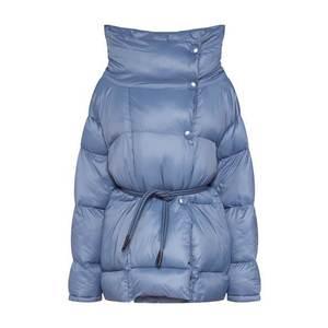 Canadian Classics Zimná bunda 'GIACCA DONNA BAT JACKET SHORT' svetlomodrá vyobraziť